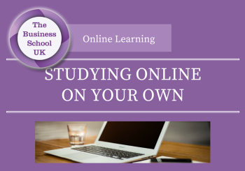 Studying Online On Your Own