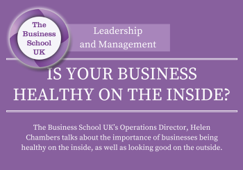 Is Your Business Healthy on the Inside