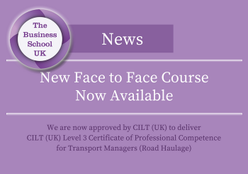 New Face to Face Course