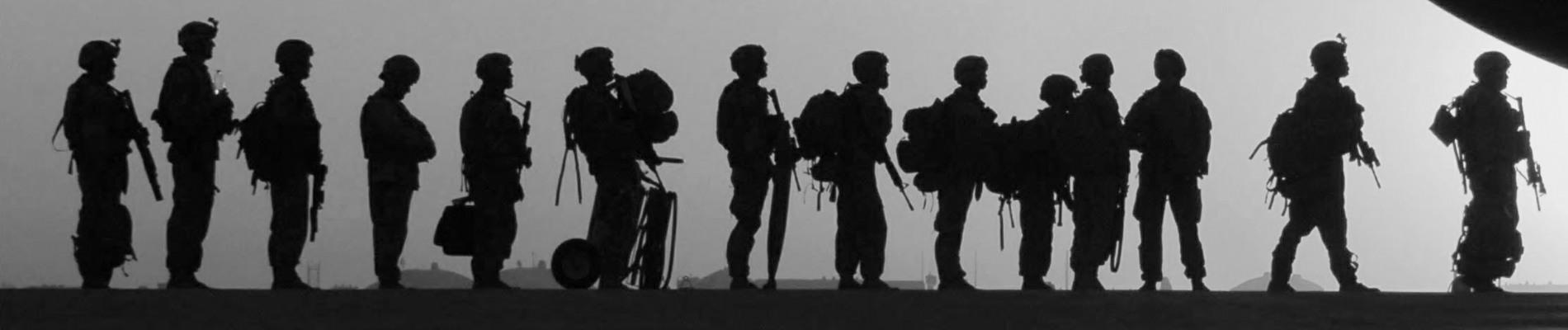 Header Military