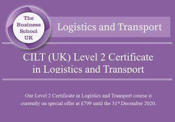 Featured Image Level 2 Certificate in Logistics and Transport